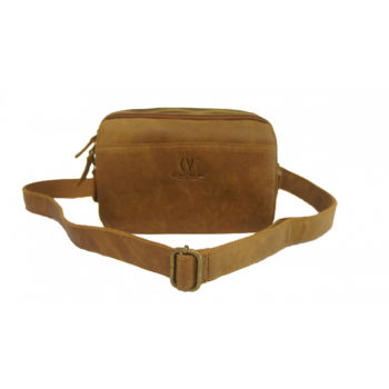 Leather Multifunction Bag